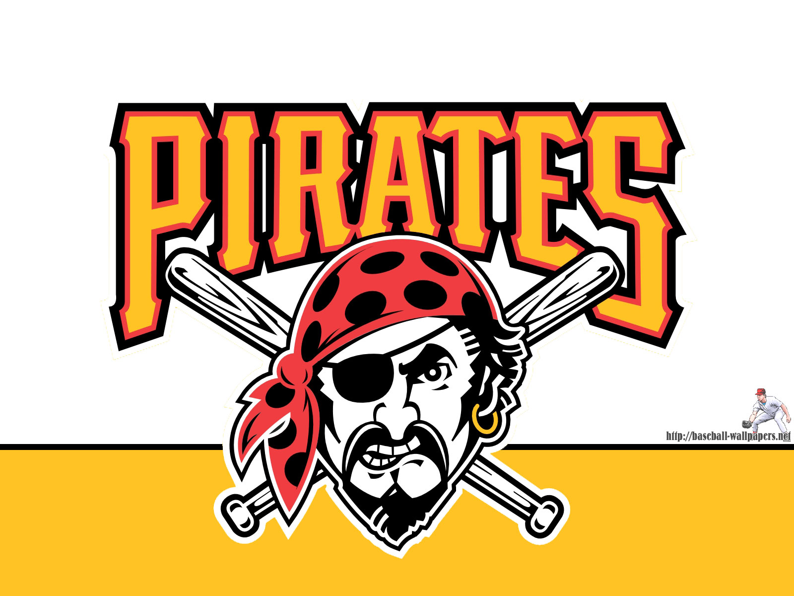 PITTSBURGH PIRATES baseball mlb dj wallpaper background 1600x1200