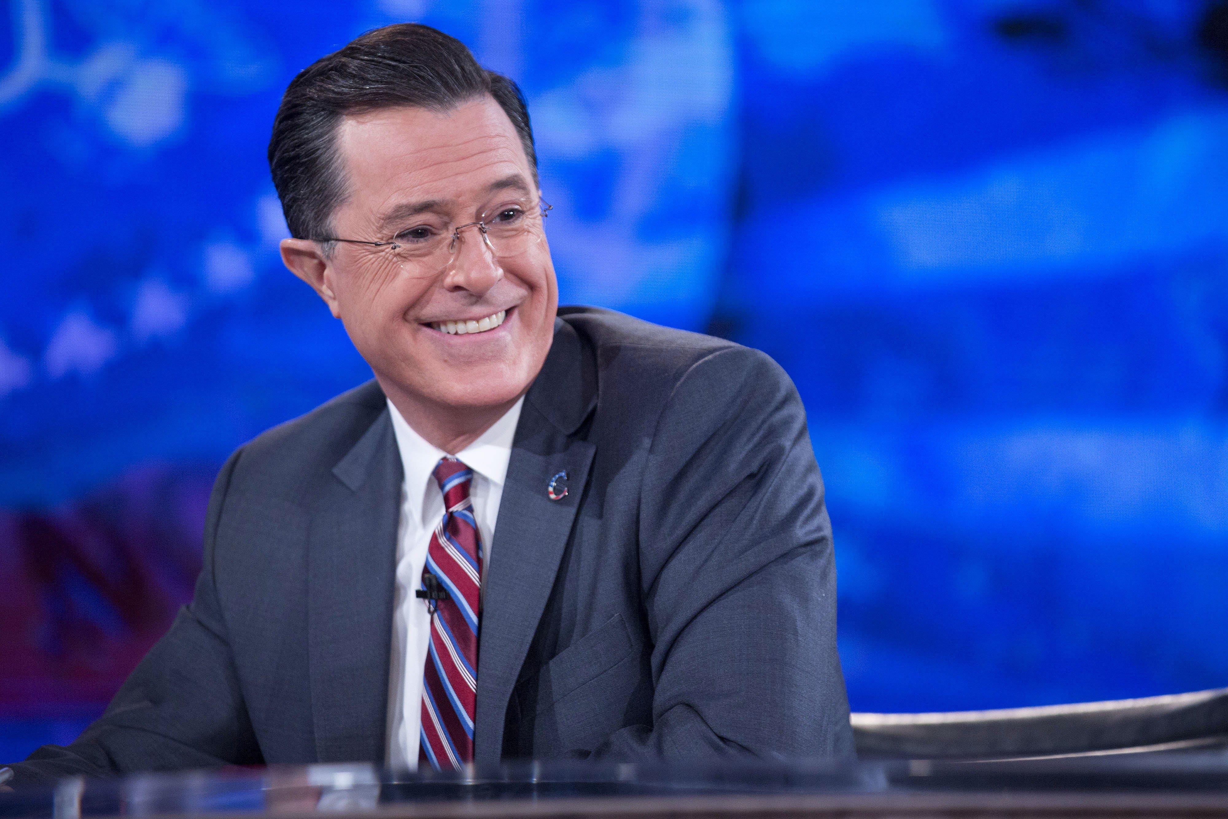 Stephen Colbert Wallpaper 13   4000 X 2667 stmednet 4000x2667