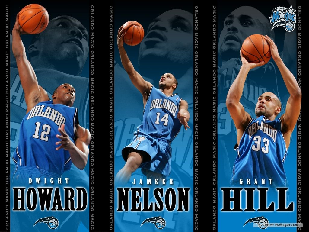 Orlando Magic NBA Playoffs Wallpapers NBA Wallpapers Basket Ball 1024x768