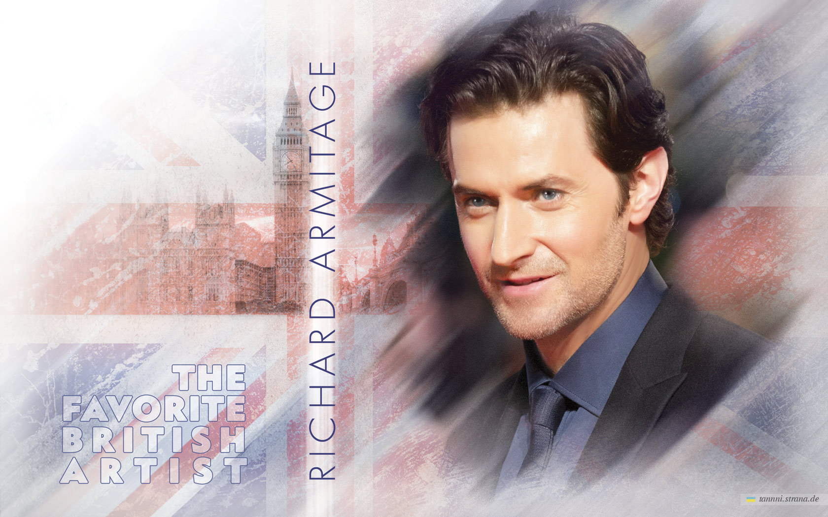 Richard Armitage   Richard Armitage Wallpaper 36840036 1680x1050