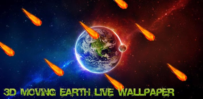 3D Moving Earth Live Wallpaper   Android Apps on Google Play 705x345