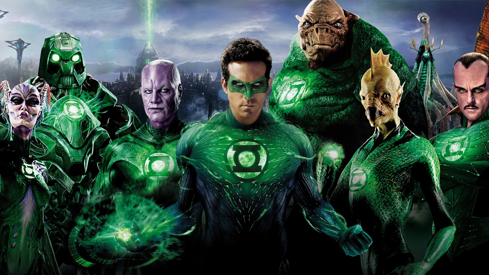 Lantern Superheroes Wallpapers HD Desktop Wallpapers 1600 900jpg 1600x900
