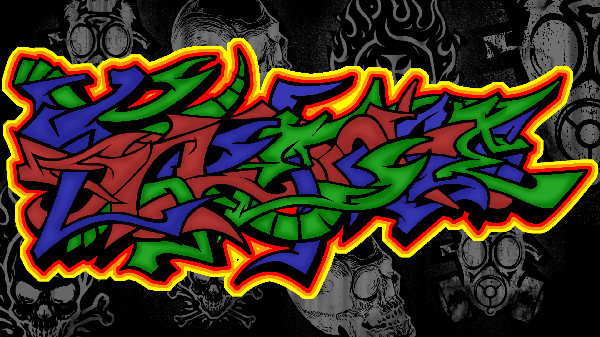 43] Graffiti Wallpapers for Desktop on WallpaperSafari 1920x1080