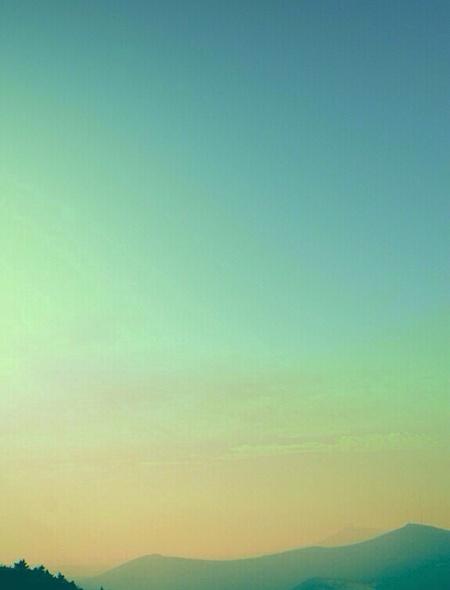 Green landscape Wallpaper for Amazon Kindle Fire 450x590