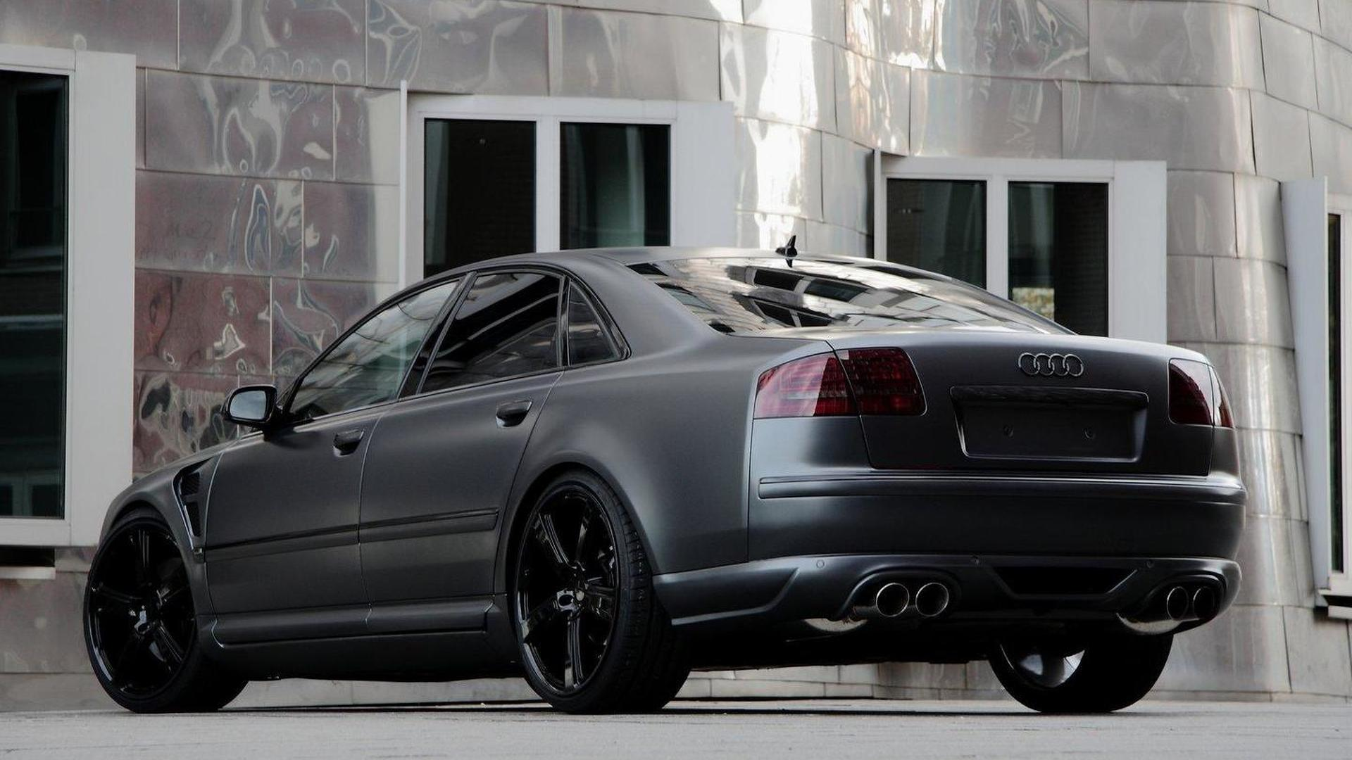 Audi S8 Superior Grey Edition by Anderson Germany 1920x1080