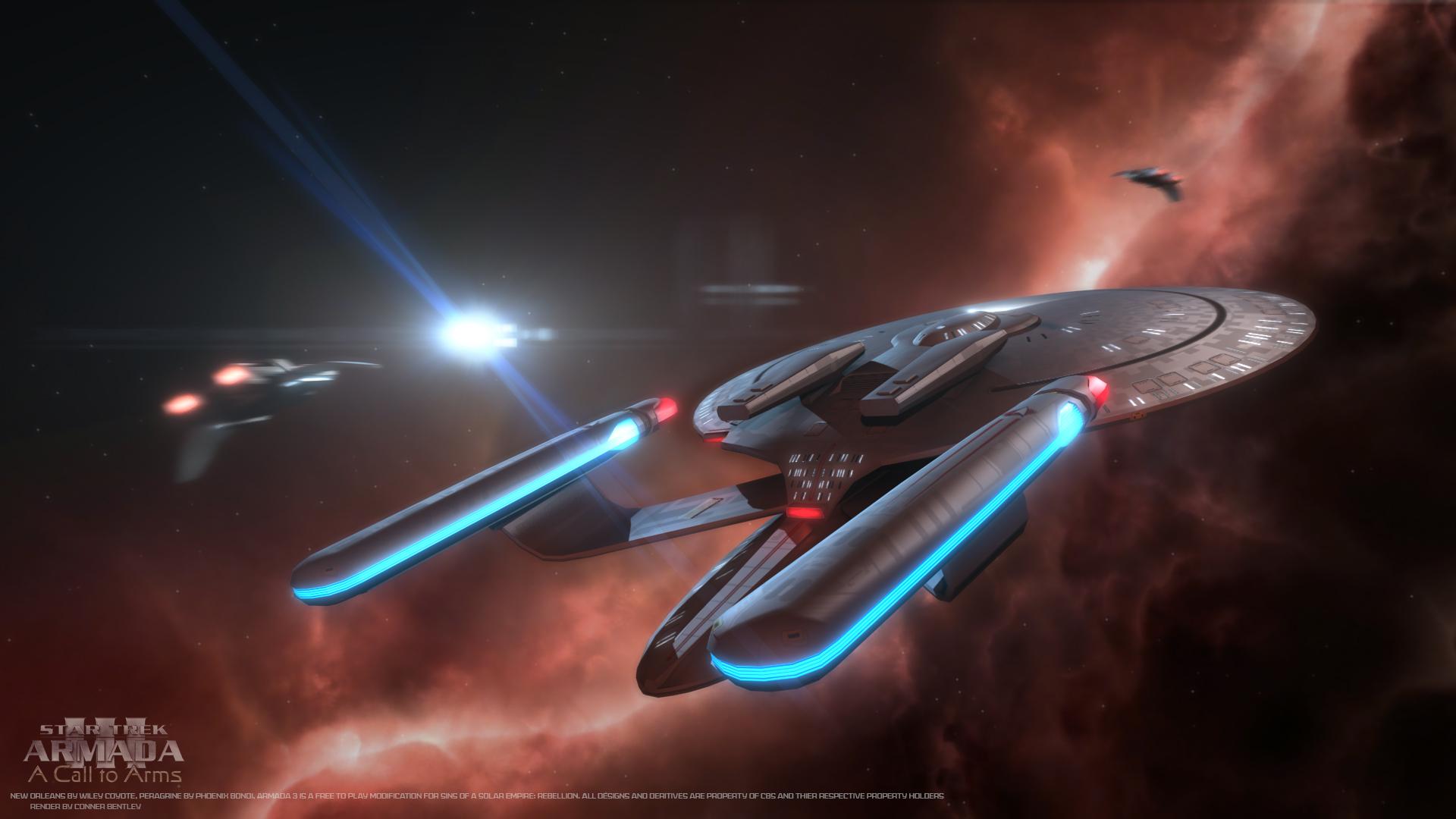 Wallpaper image   Star Trek Armada 3 mod for Sins of a Solar 1920x1080