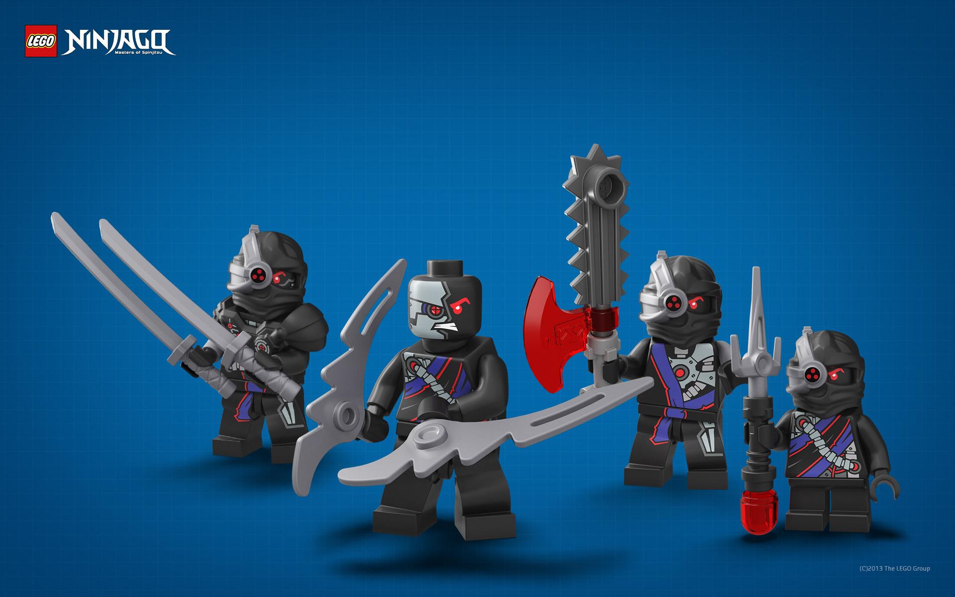 Lego Ninjago 1920x1200