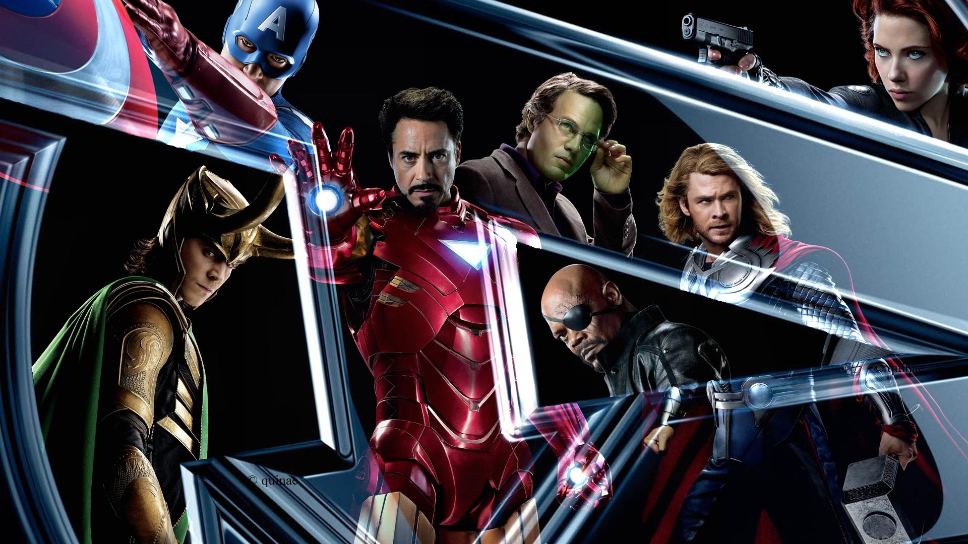 Avengers  № 1390904 загрузить