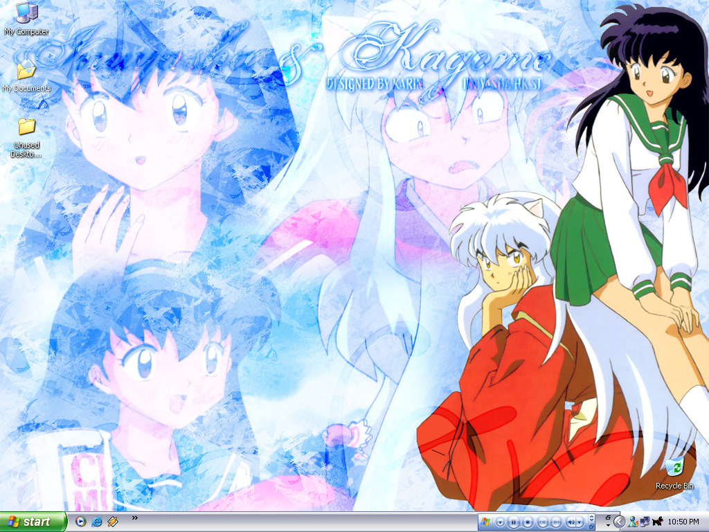 Free Download Inuyasha And Kagome Wallpaper By Inugurl1391