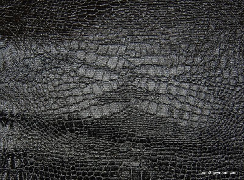 Velvet Crocodile Texture Alligator Snake Skin Heavy Weight Upholstery 800x592