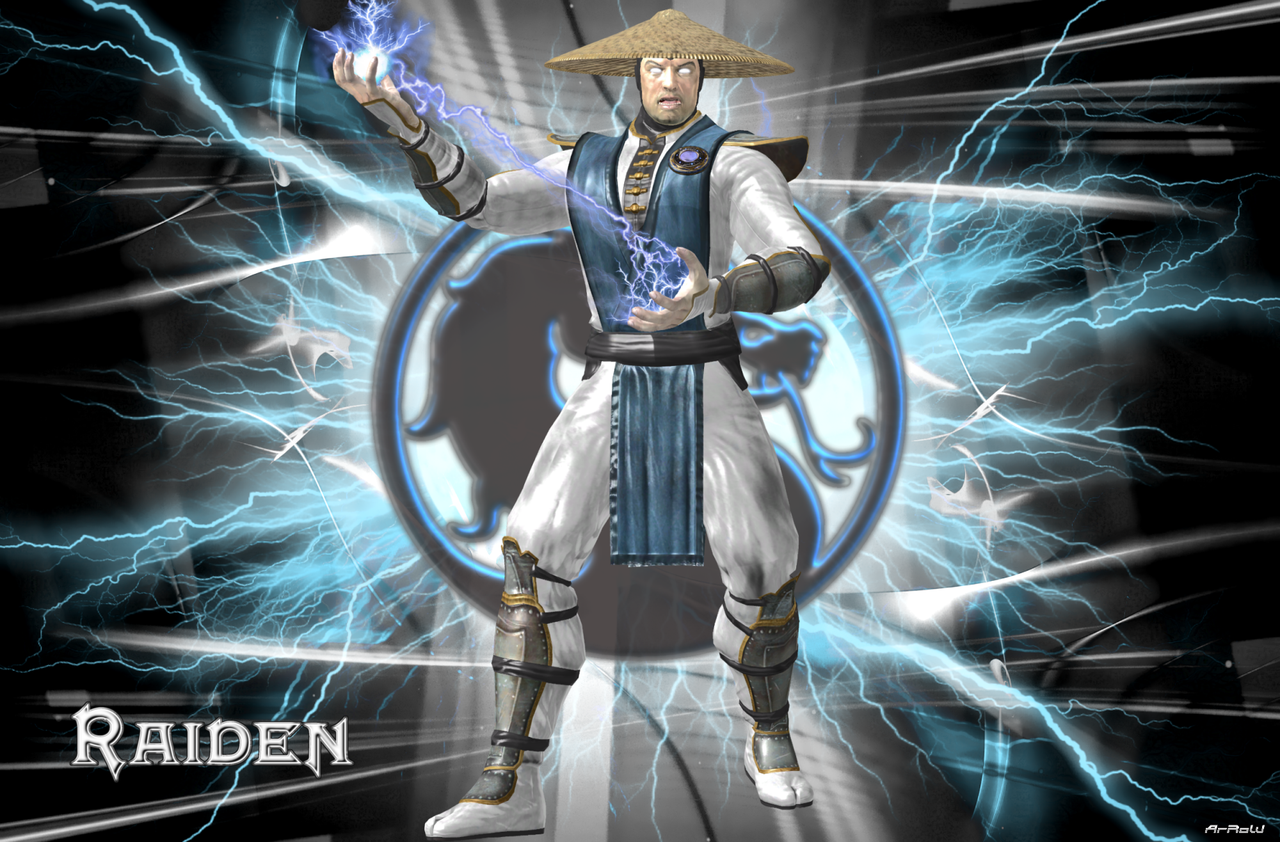 42 Hd Raiden Wallpaper On Wallpapersafari: Raiden Wallpaper