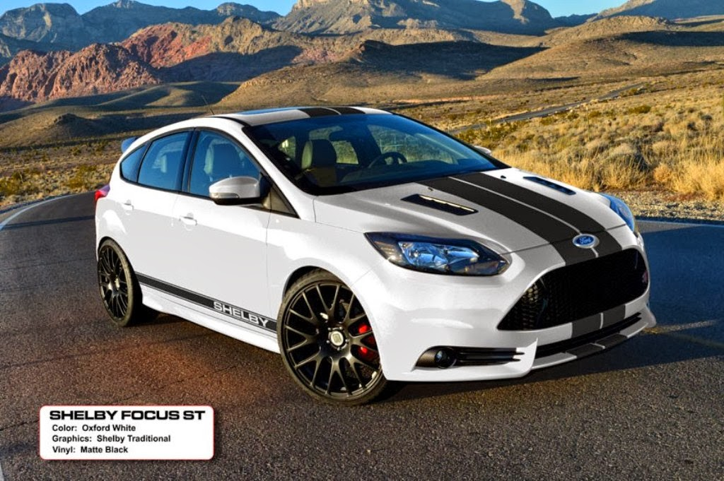 Shelby Ford Focus ST Wallpapers 1024x681