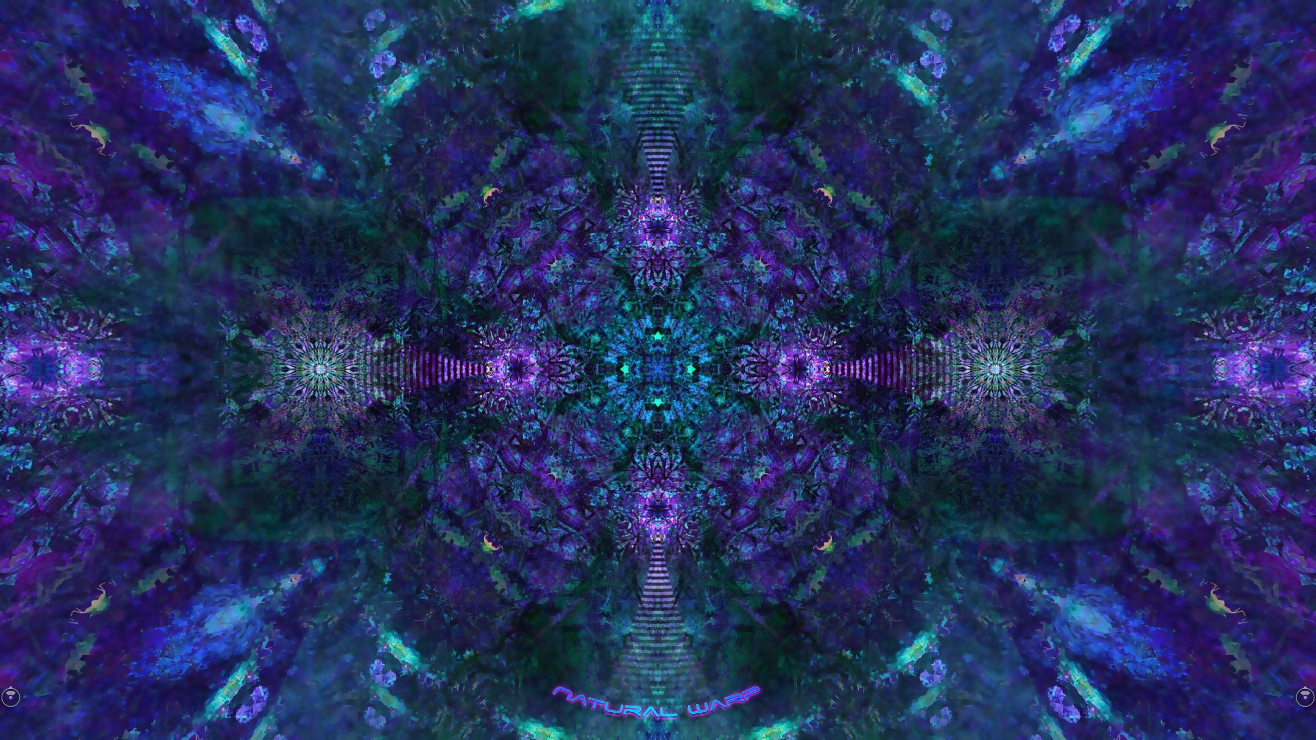 Defying the Void   The Eternal Fractal Dance 2560x1440