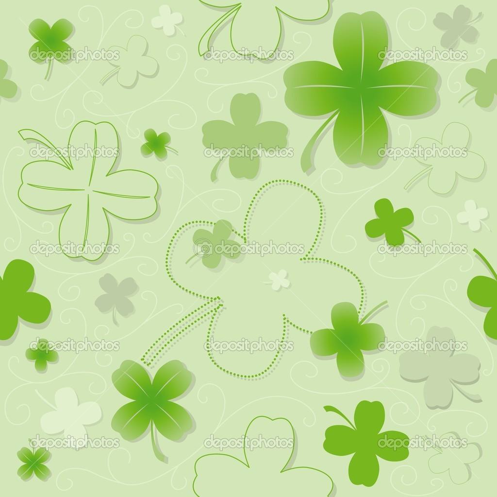 four leaf clover background four leaf clov 1024x1024