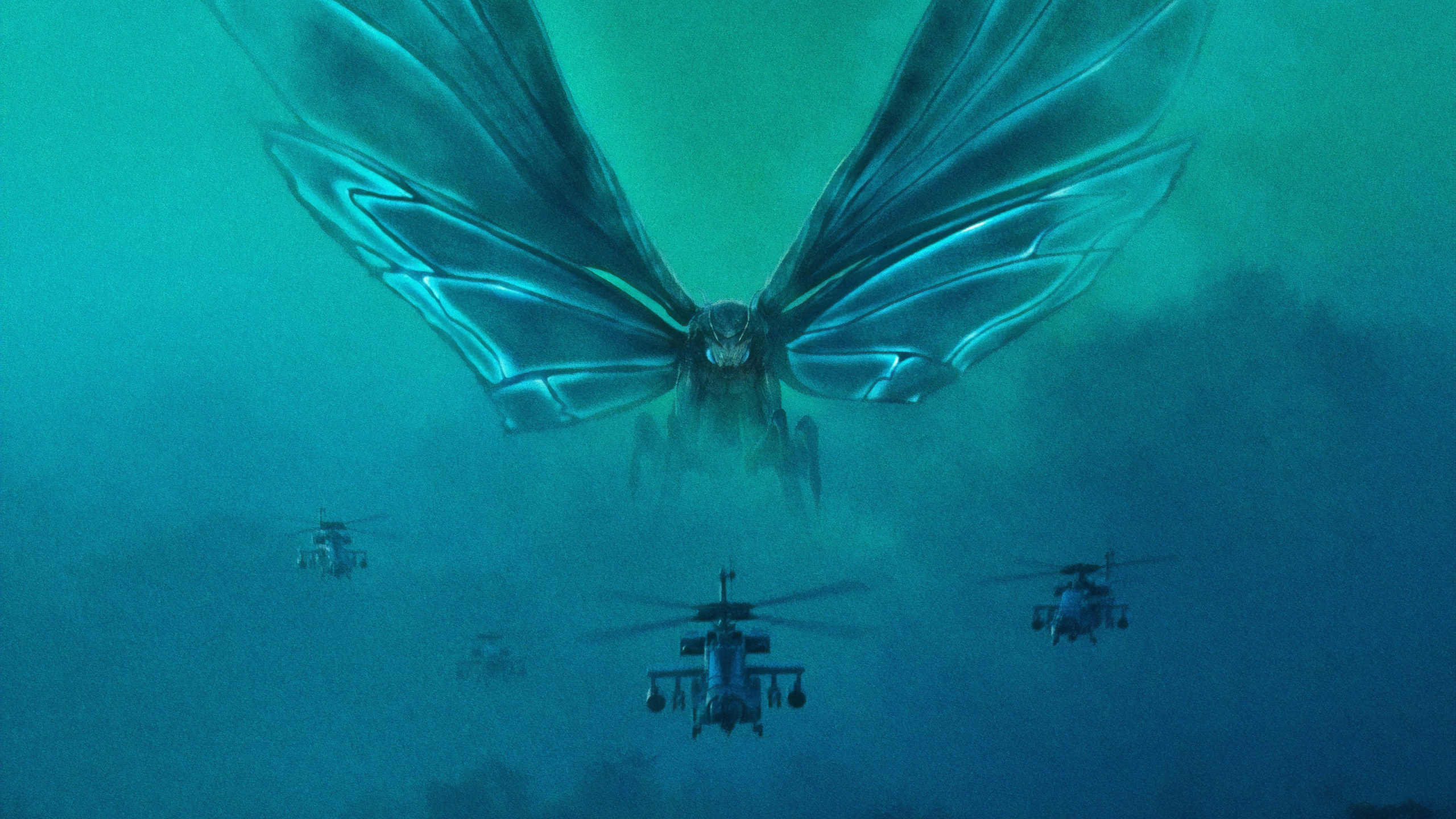 31 Godzilla And Mothra Wallpapers On Wallpapersafari