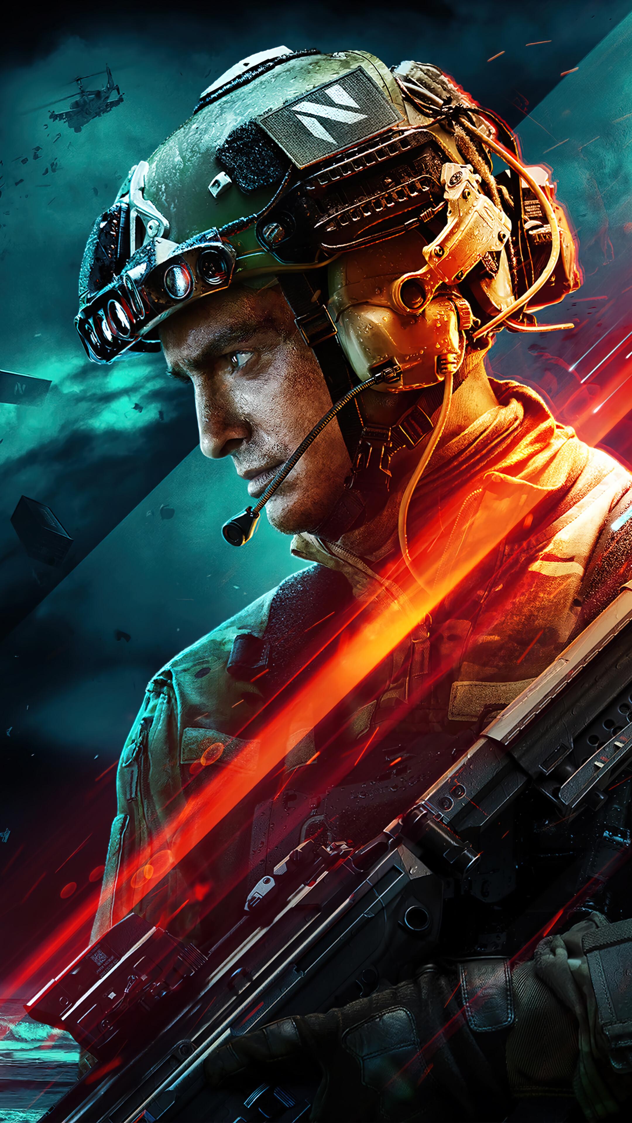 Battlefield 2042 Wallpaper 4K PC Desktop 4591a 2160x3840