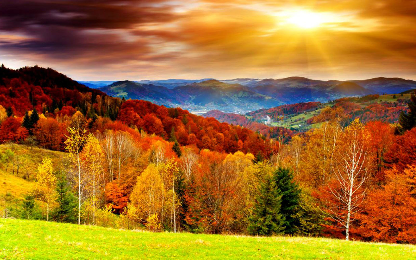 Scenery Wallpapers Backgrounds Photos Images andPictures for 1600x1000