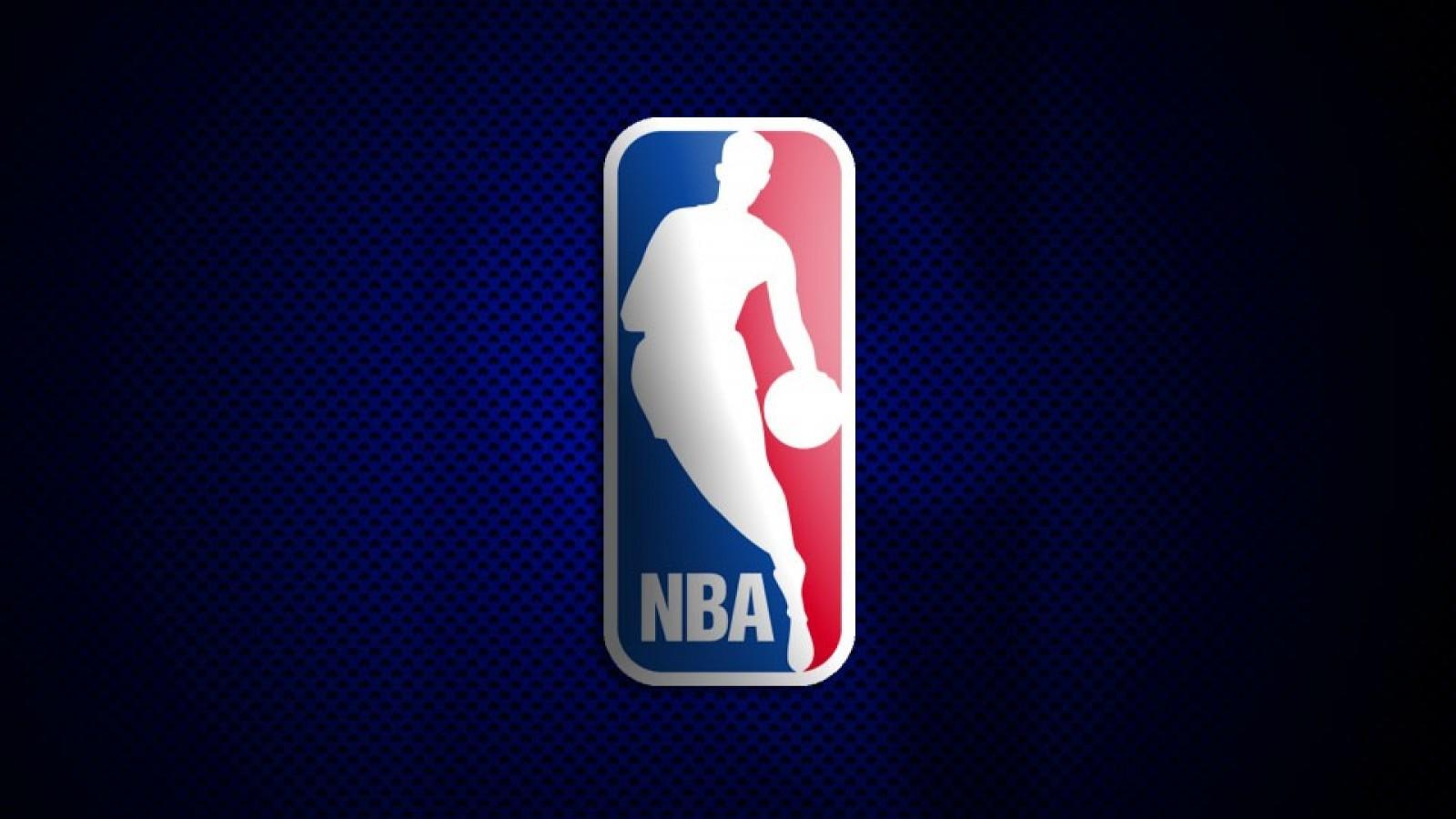 NBA Logo Blue wallpaper HD desktop background 2016 in category 1600x900