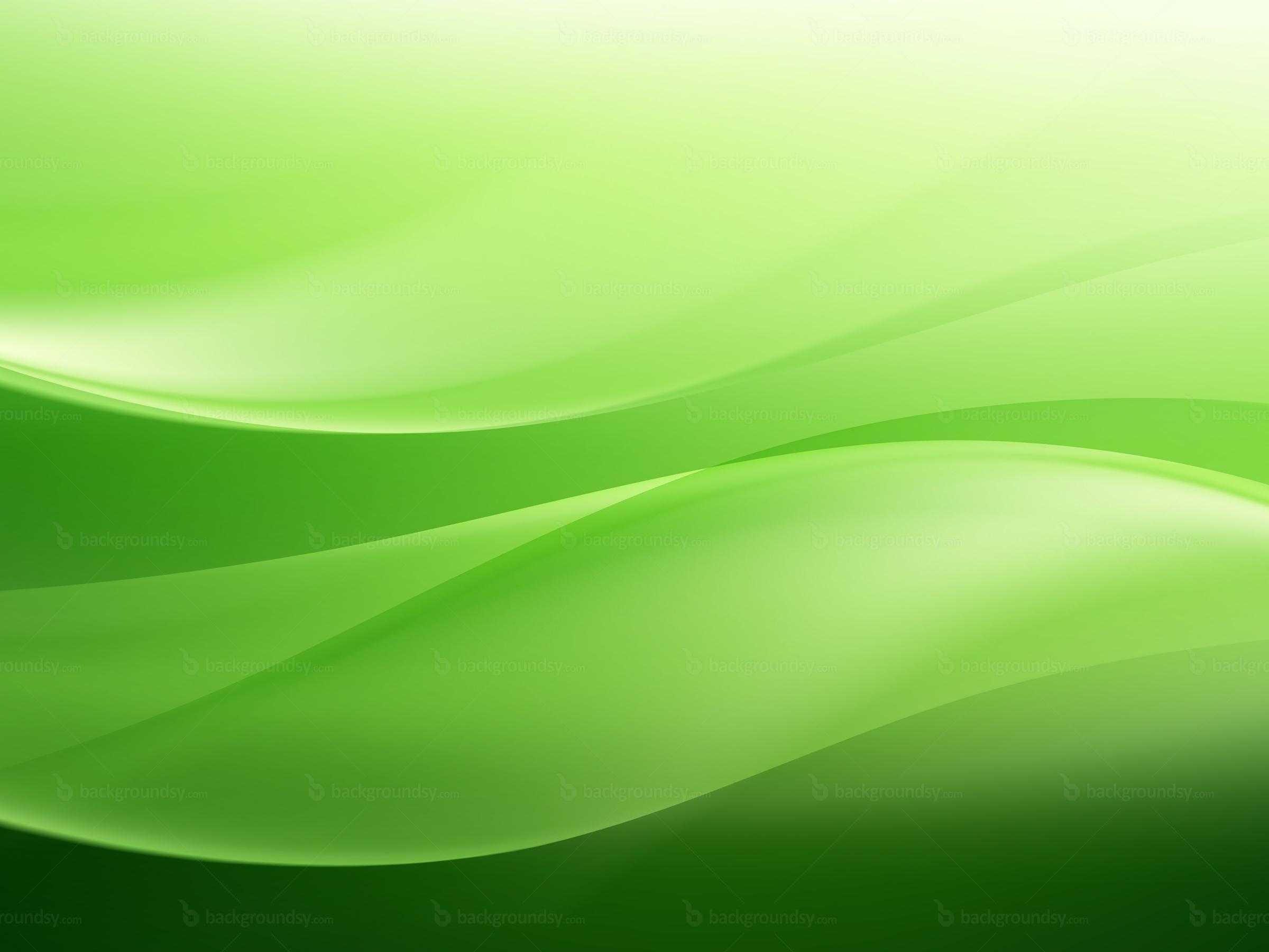 Green waves background Backgroundsycom 2400x1800