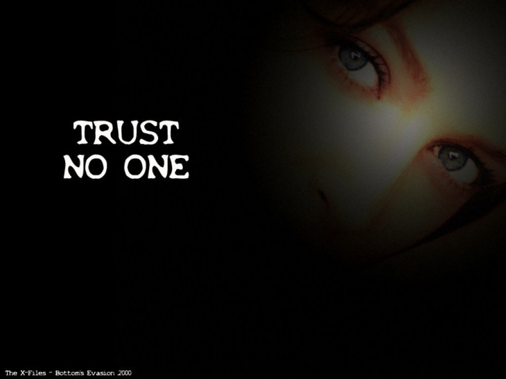 2 Quote The XFiles images The XFiles HD wallpaper and background 1024x768