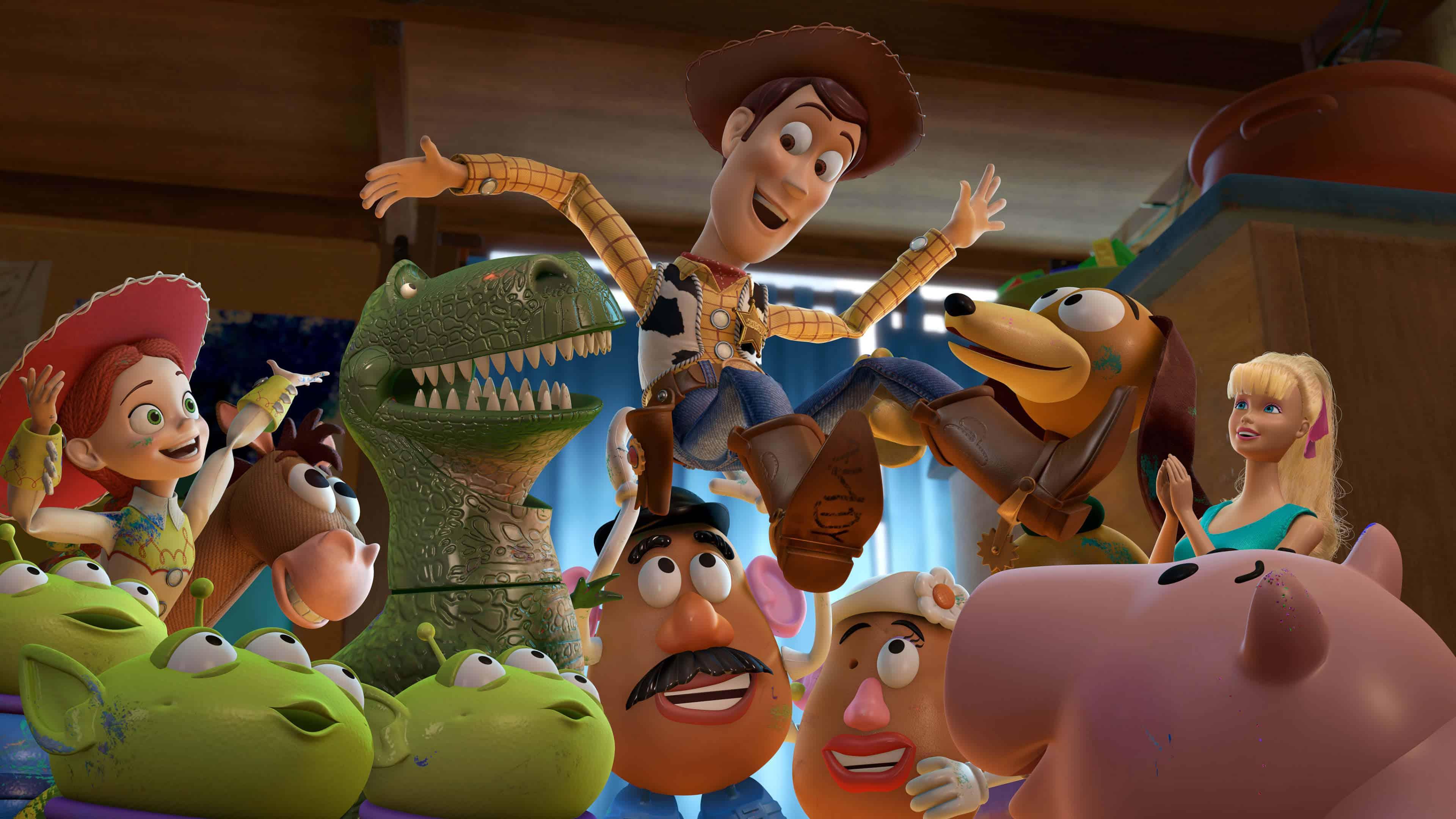 Toy Story 3 UHD 4K Wallpaper Pixelz 3840x2160