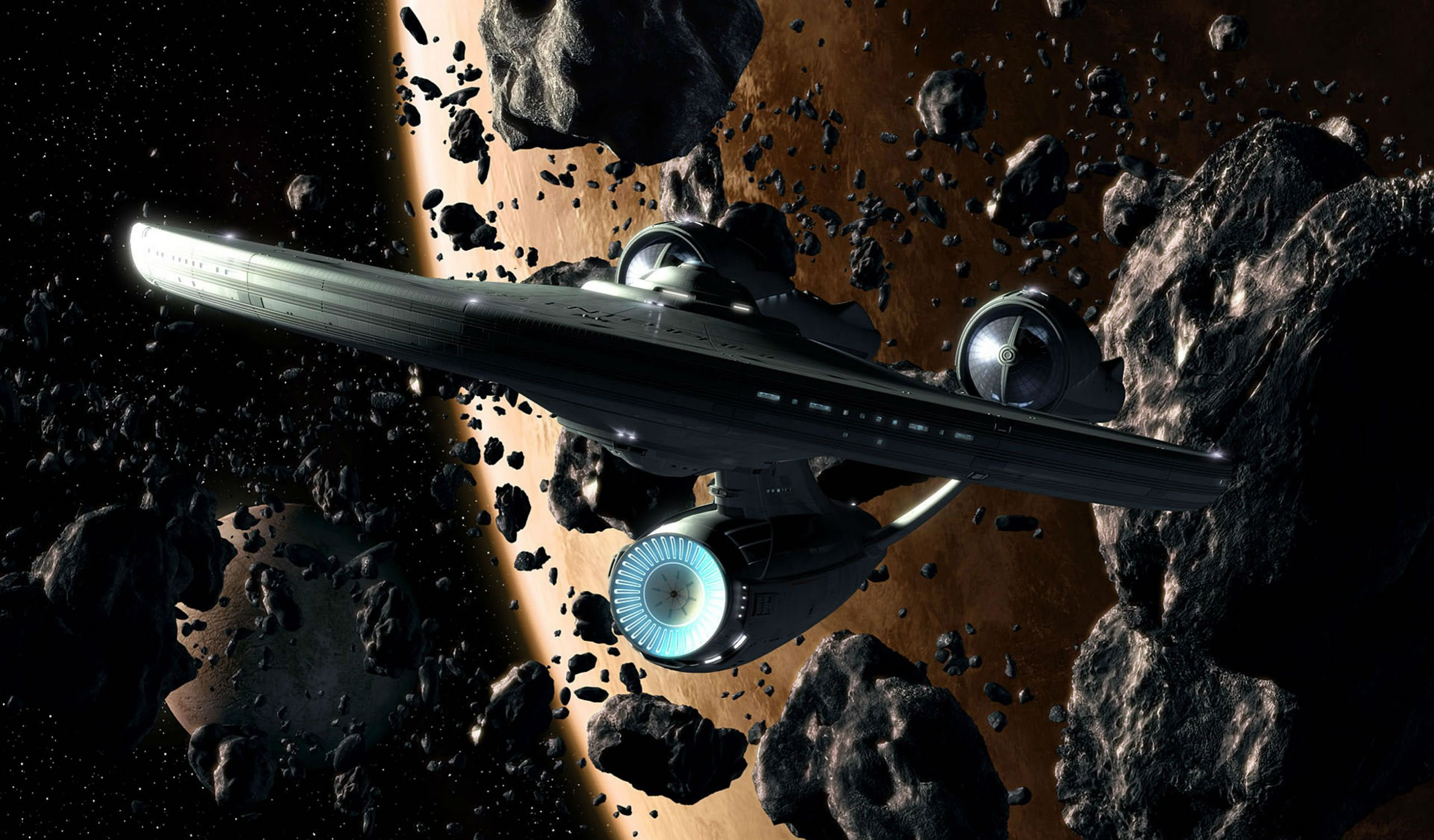 DEEP SPACE NINE Star Trek futuristic television sci fi spaceship 43 2560x1500