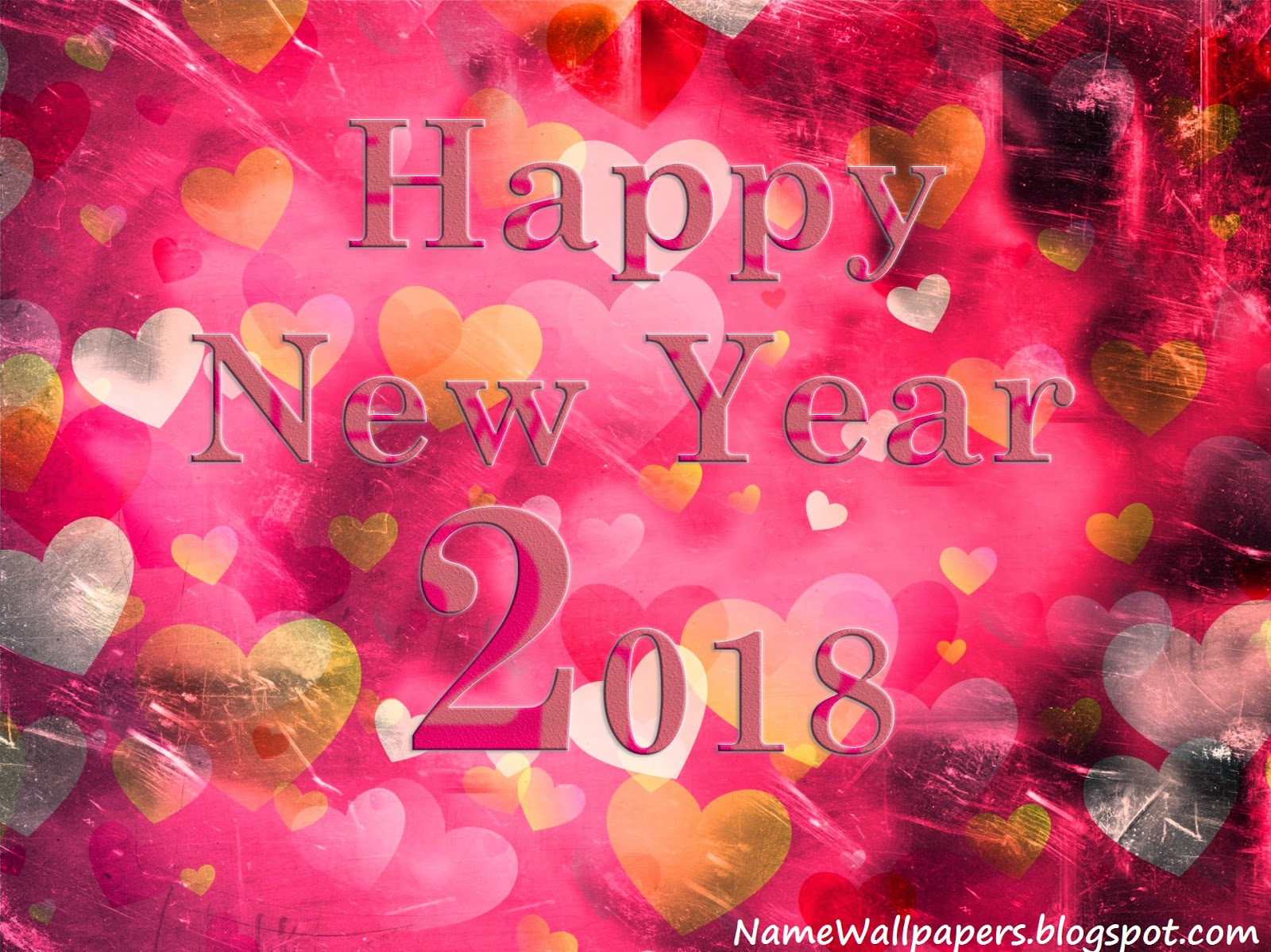 happy new year 2018 wallpapers hd images pictures 2018 1600x1198