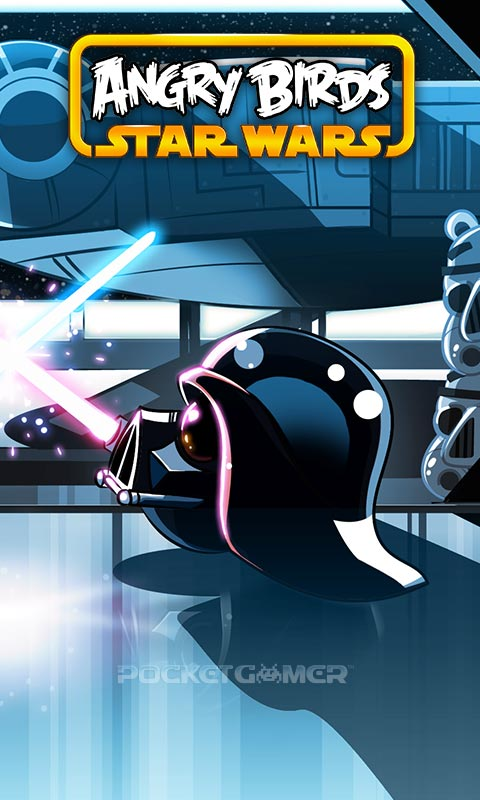 Angry Birds Star Wars Wallpapers Angry Birds Star Wars Pocket 480x800