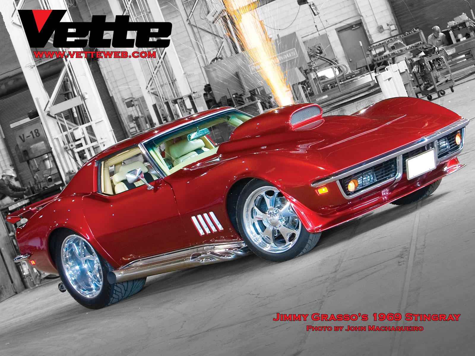 corvette c3 wallpaper wallpapersafari - Corvette Stingray 1969 Wallpaper