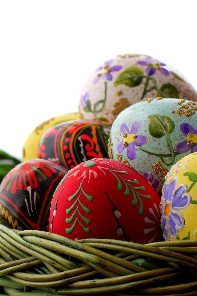 iphone easter eggs easter mobile wallpaper wallpapersafari 11811