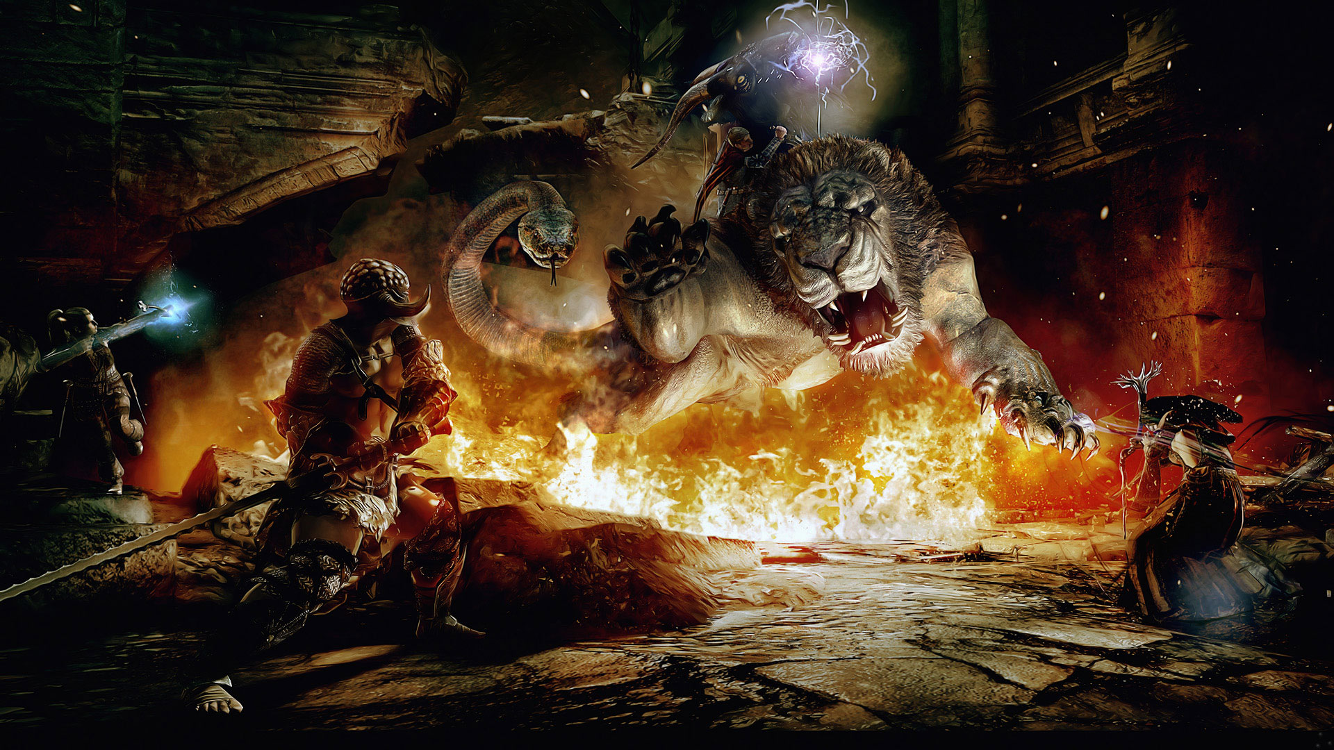 Dragons Dogma Wallpapers in HD Page 3 1920x1080