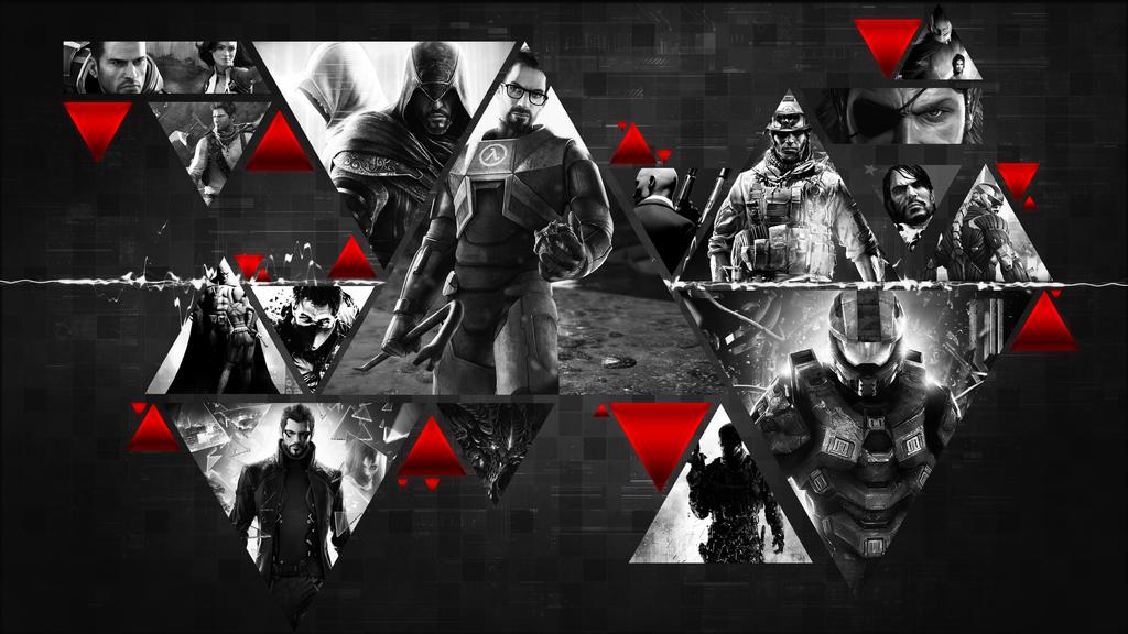 Gamer Wallpaper by Apexx iPredator 1024x576