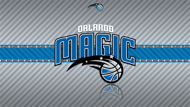 NBA, Orlando Magic team logo widescreen HD wallpaper - Wallpaper View ...