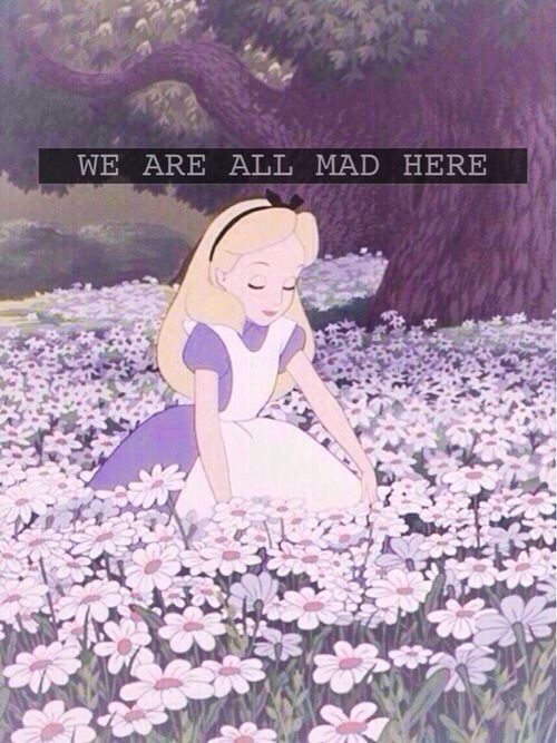 wallpaper background iphone android disney alice alice in wonderland 500x667