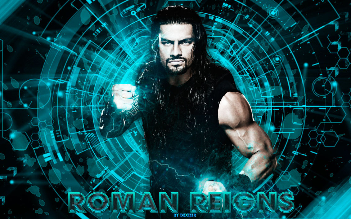 WWE Roman Reigns Wallpaper by SmileDexizeR 1131x707