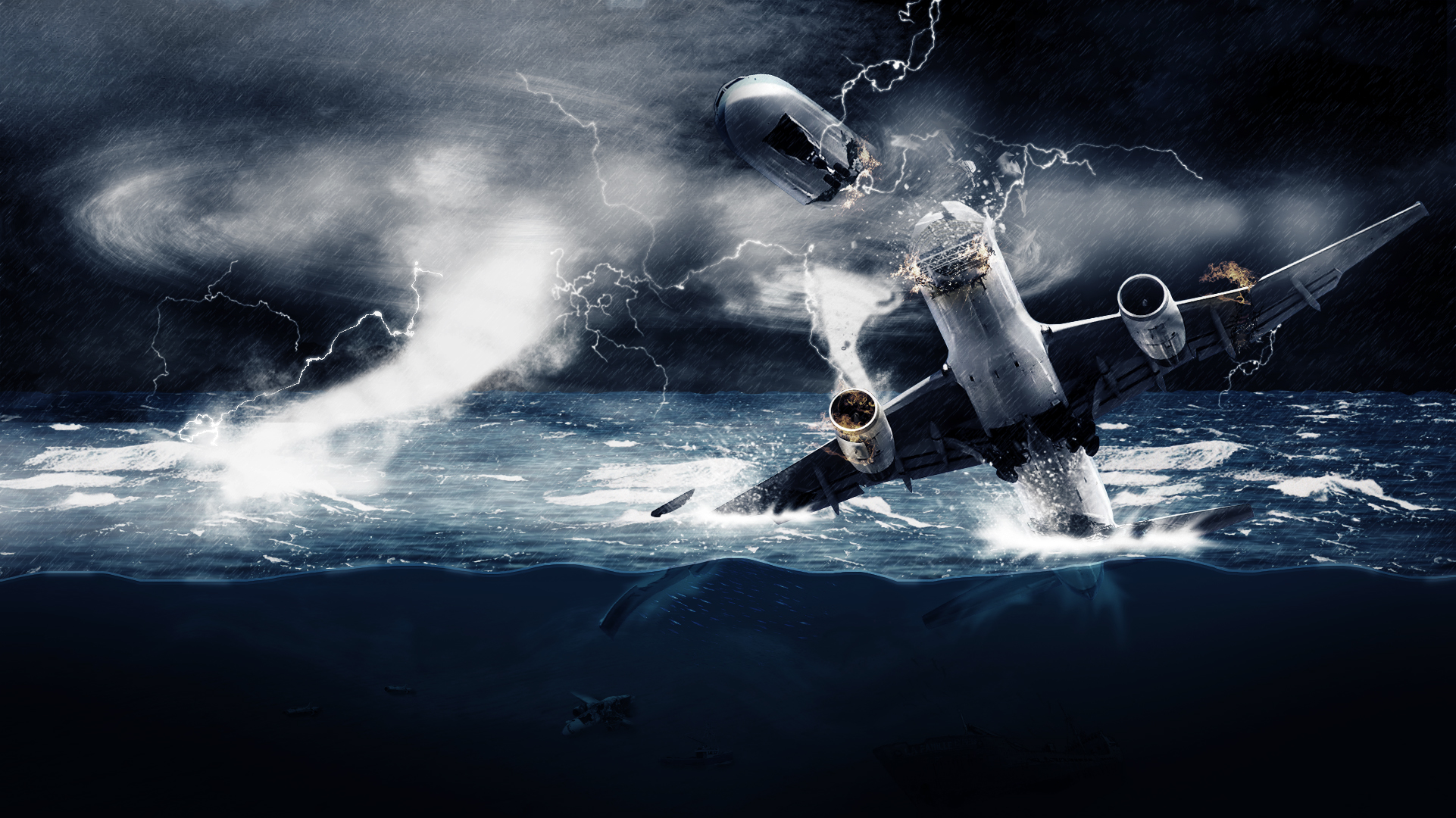 1 The Bermuda Triangle HD Wallpapers Background Images 1922x1080