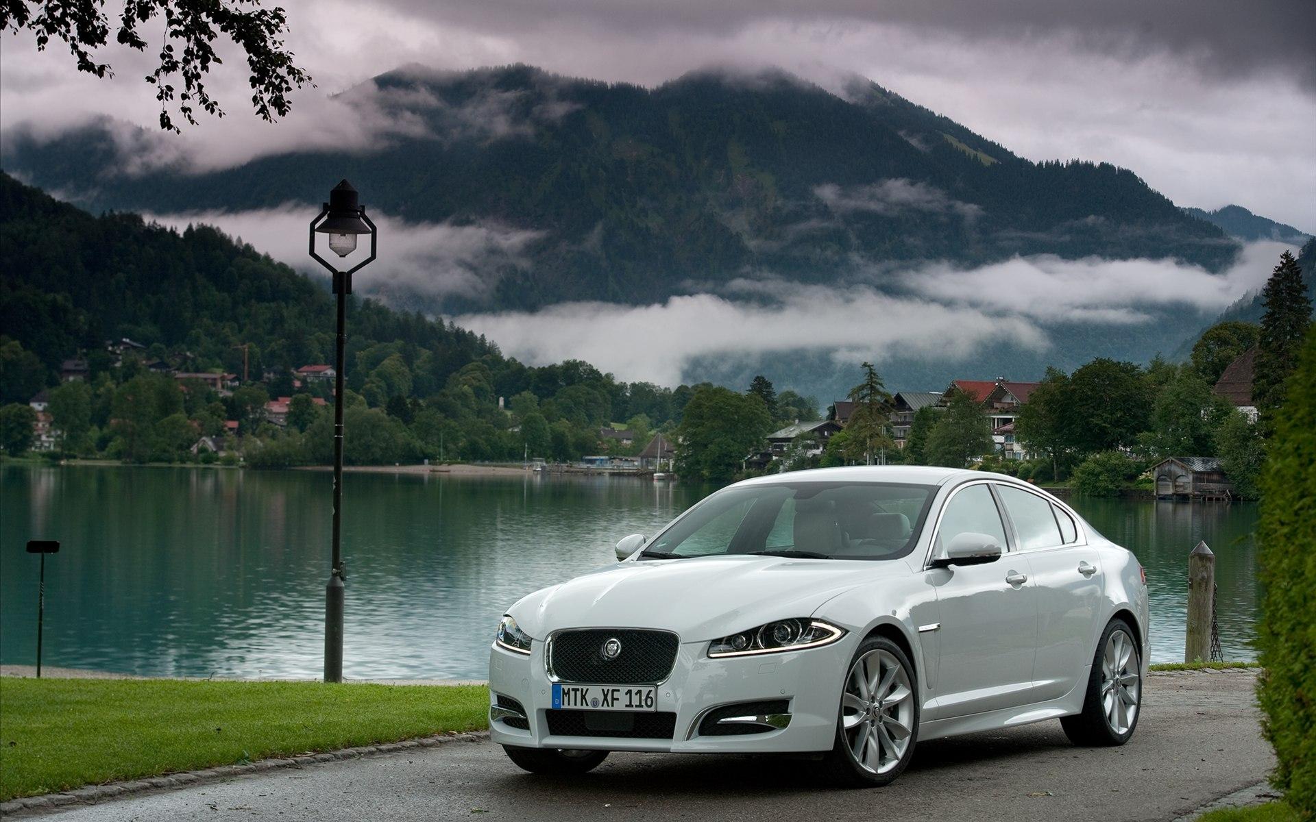 Hd wallpaper jaguar - Jaguar Xj Gray Hd Desktop Wallpaper Mobile Dual Monitor