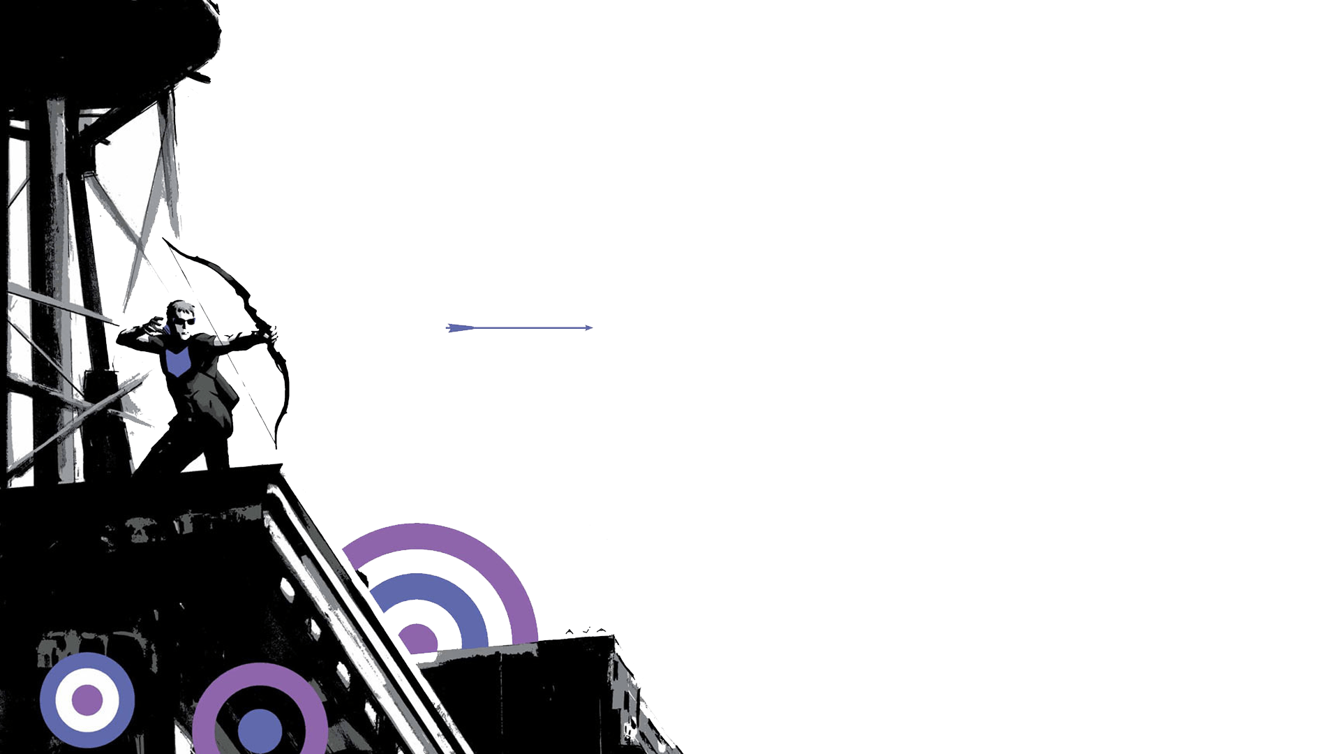 Hawkeye Wallpapers 1920x1080