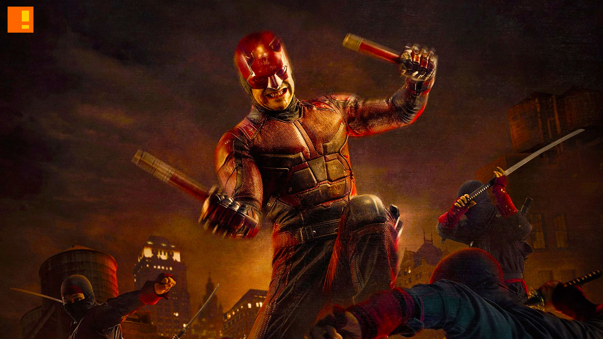 Marvel Netflix premieres Daredevil Season 2 in NYC 1920x1080
