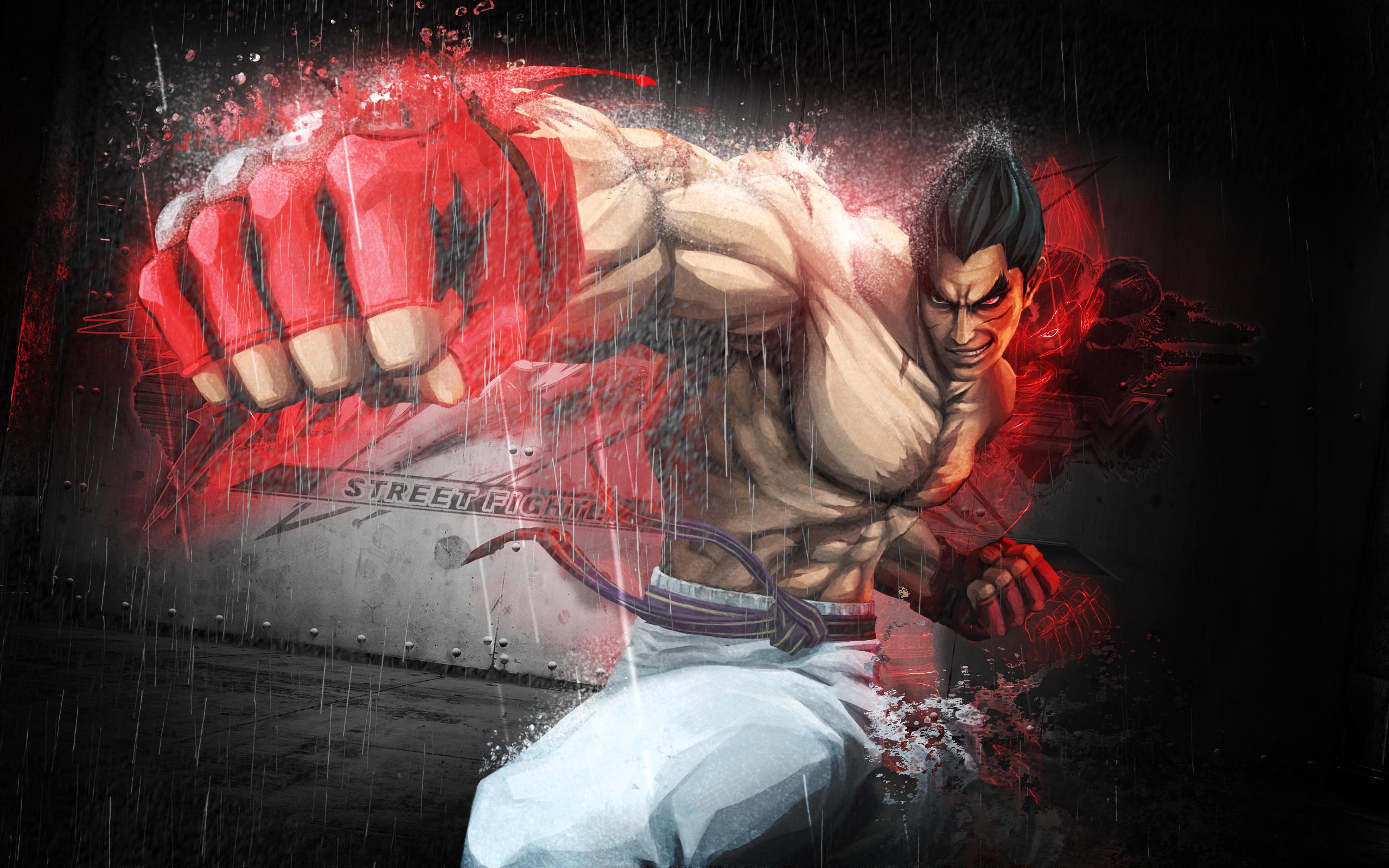50 Tekken Hd Wallpaper On Wallpapersafari