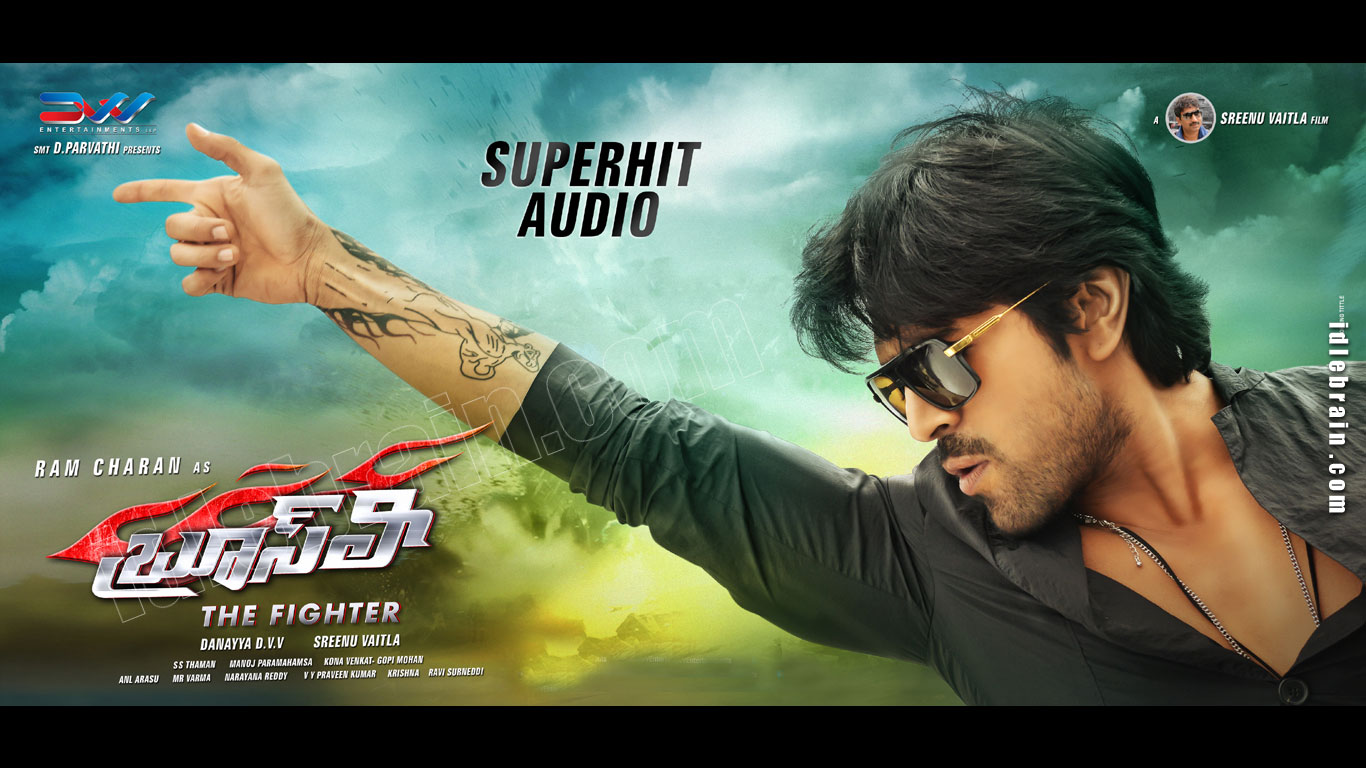 Bruce Lee The Fighter Hd Wallpapers   Ram Charan Images In Bruce 1366x768