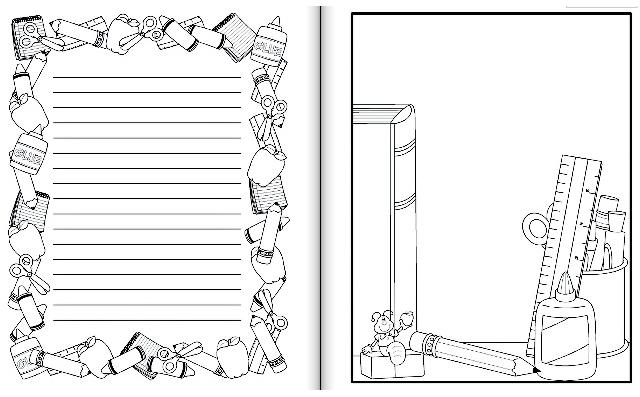 thanksgiving writing paper 7 Thanksgiving Writing Paper 640x397
