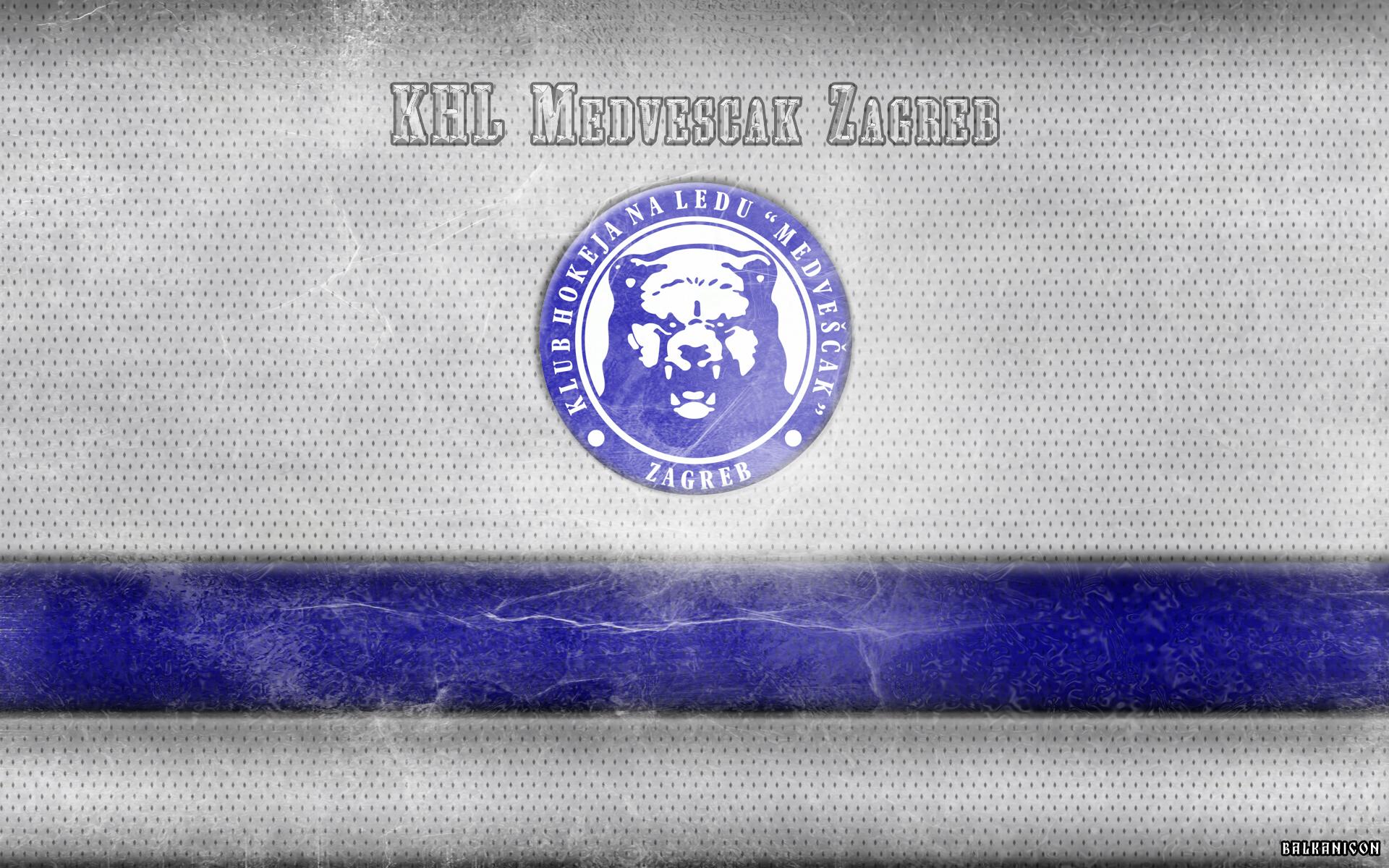 KHL Medvescak Zagreb wallpaper by Balkanicon 1920x1200