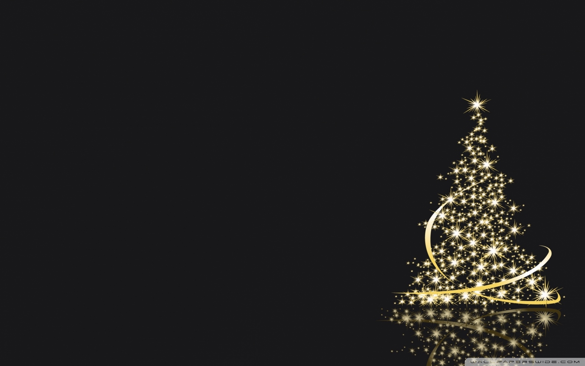 Abstract Christmas Tree Wallpaper   HD Wallpapers 1920x1200