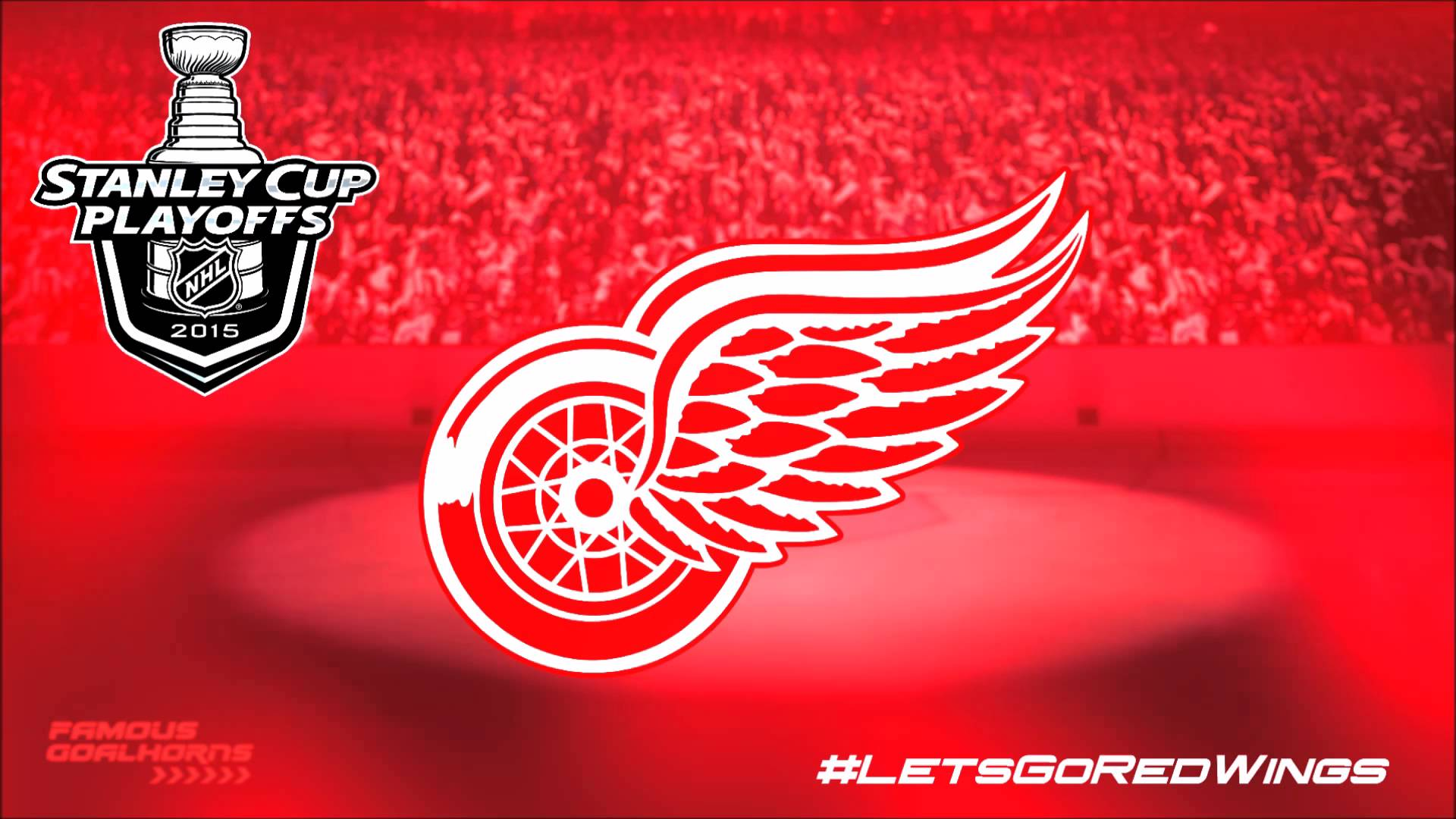 Free Download Hd Detroit Red Wings Wallpapers 1920x1080 For Your