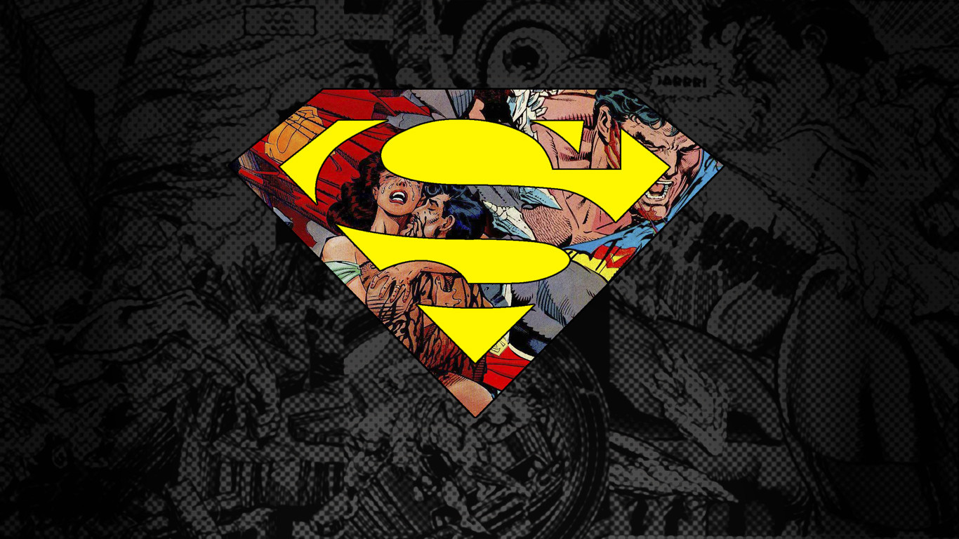 Wallpaper Abyss Explore the Collection Superman Comics Superman 385518 1366x768