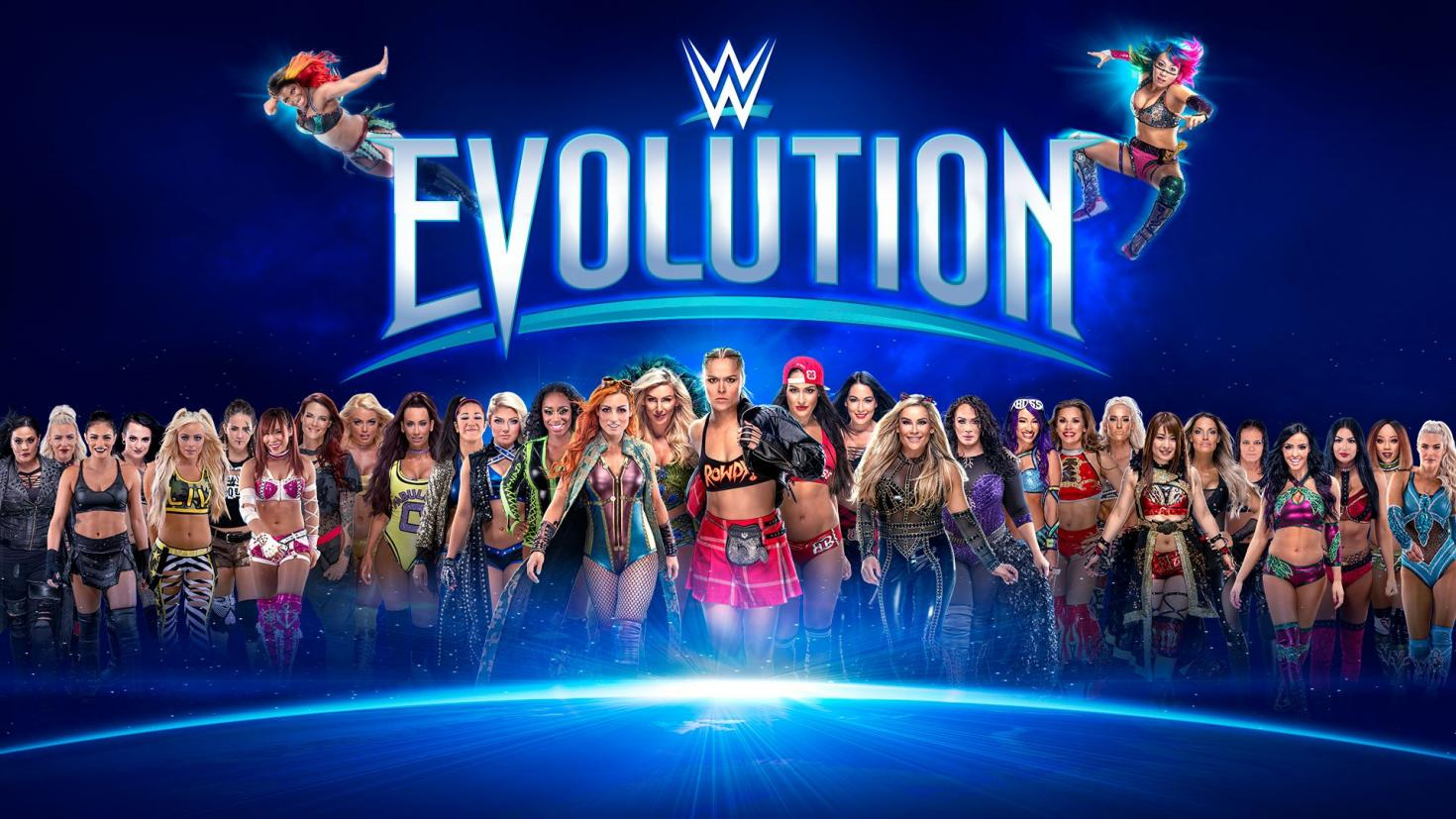 WWE Road to Evolution special to air next week 1470x827
