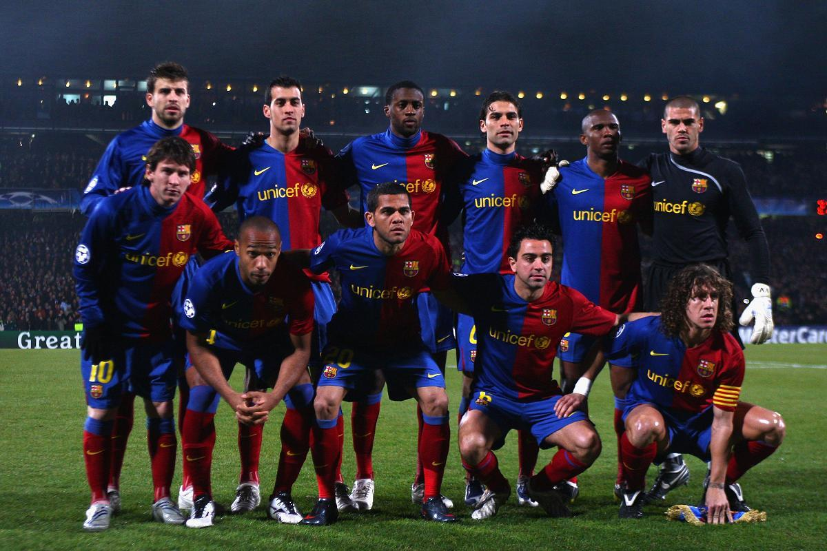 SOCCER PLAYERS WALLPAPER 2010 2011 Barcelona Football Club Pictures 1200x800