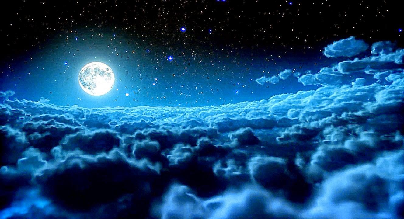 Starry Night Sky Desktop Wallpaper - WallpaperSafari
