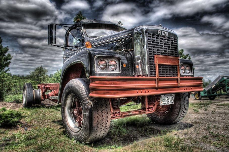 vieux camion noire Wallpaper   ForWallpapercom 909x606